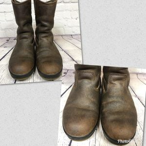 Wolverine Shoes - Wolverine Durashock Insulated Wellington Boots